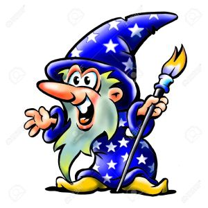 5277256-Excited-Old-Wizard-Mascot-Holding-A-Paint-Brush-Stock-Photo-wizard-cartoon