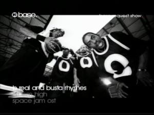 B-Real - Hit Em High (ft. Busta Rhymes,Method Man & Coolio) [TV]