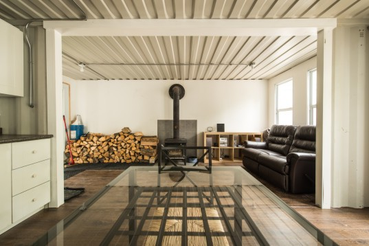 joseph-dupuis-shipping-container-home-wood-burning-stove-537x358